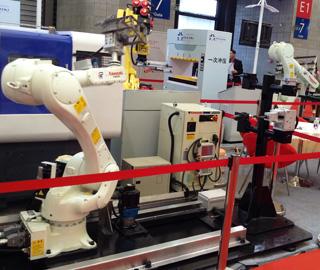 机器人时代来临 工业机器人网