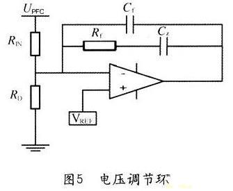 c d c/d c的两级形式,为了简化控制电路,我们使用ti公司生产的ucc285