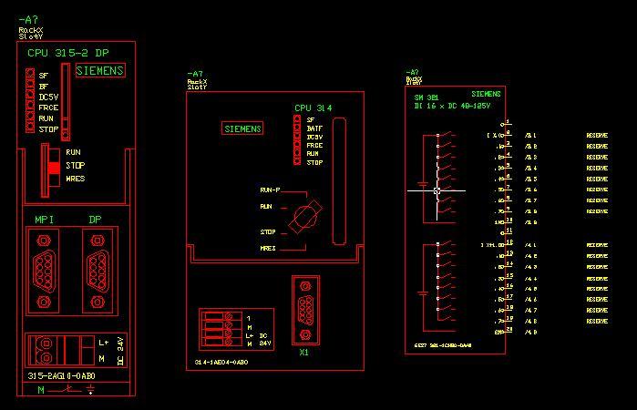 西门子6es7 307-1ea01-0aa0电源模块