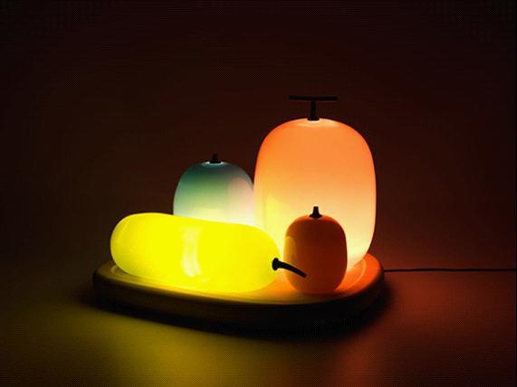 10种创意灯具设计 让照明充满格调