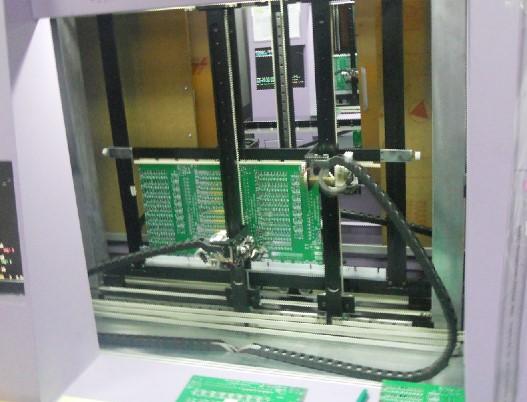 PCB板飞针测试,检查板子是否有短路或者短路