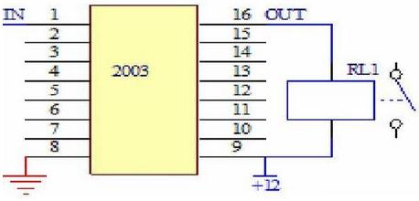 继电器驱动电路的原理及注意事项