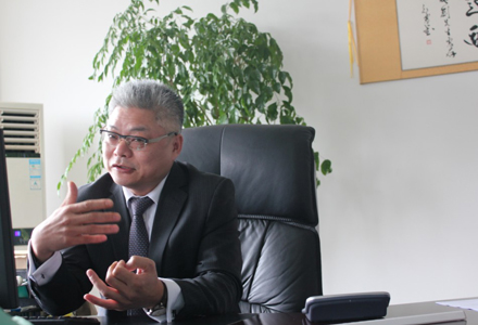 中国工业电器网专访稳利达