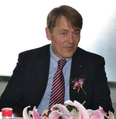 施耐德CEO:中国汽配市场大有潜力