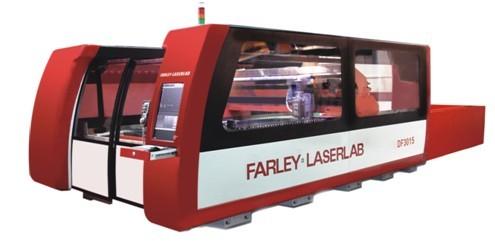 工业激光代表华工激光呈现光纤新品