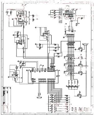 c51单片机键控灯电路图