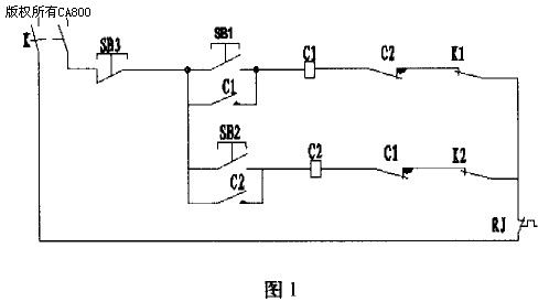 时间继电器在控制回路中的应用